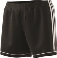 Adidas Squad 17 Short - Womens - Black/White