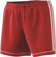 Adidas Squad 17 Short - Womens - Power Red/White