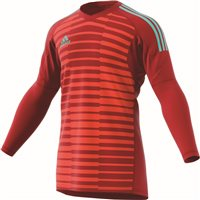 Adidas Adipro 18 Goalkeeper L/S - Power Red/Sesore/Eneaqu