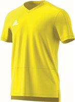 Adidas Condivo18 Training Jersey - Yellow/White