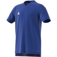 Adidas Condivo18 Training Jersey - Youth - Bold Blue/White