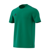 Adidas Core18 Jersey - Bgreen/Black