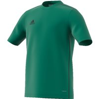 Adidas Core18 Jersey - Youth - Bgreen/Black