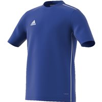 Adidas Core18 Jersey - Youth - Bold Blue/White