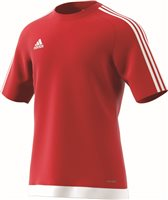 Adidas Estro 15 Jersey - Power Red/White