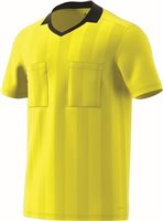 Adidas Ref18 Jersey - Shock Yellow
