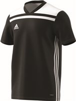 Adidas Regista 18 Jersey - Black/White