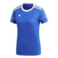Adidas Squad 17 Jersey - Womens - Bold Blue/White