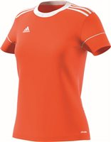 Adidas Squad 17 Jersey - Womens - Orange/White