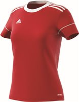 Adidas Squad 17 Jersey - Womens - Power Red/White