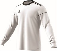 Adidas Squad 17 Jersey L/S - White/Black
