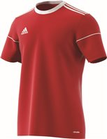 Adidas Squad 17 Jersey S/S - Power Red/White