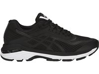 Asics Womens GT-2000 6 Running Shoes - Black/White