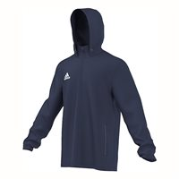 Adidas CoreF Rain Jacket - Navy