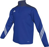 Adidas Sereno 14 HZ Training Top - Cobalt