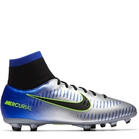 Nike Mercurial Victory 6 Neymar Jr DF FG - Royal/Chrome/Volt