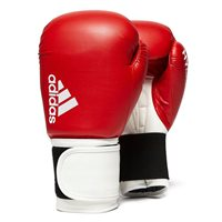 Adidas Boxing Hybrid 100 Boxing Glove - Red