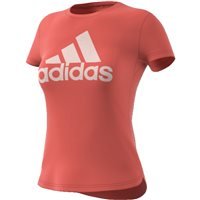 Adidas Womens Adi Training T-Shirt - Terracotta