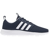 Adidas Mens Cloudfoam Swift Racer - Navy/White