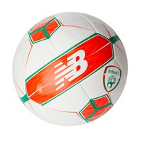 New Balance FAI Ireland Dispatch Ball 17/18 - White/Orange/Green