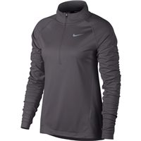 Nike Womens Core 1/2 Zip Midlayer - Grey