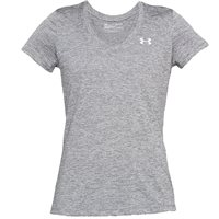 Under Armour Womens Tech SSv S/S T-Shirt - Grey