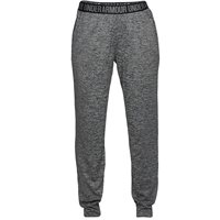 Under Armour Womens UA Play Up Twist Trousers - Black/Grey