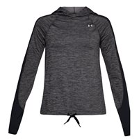 Under Armour Womens ColdGear Armour Pullover - Grey