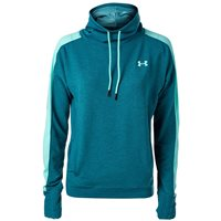 Under Armour Womens UA Fleece Funnel - Green