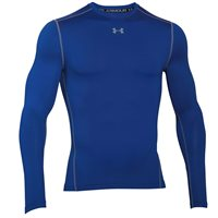 Under Armour Mens Cold Gear Amour Crew Top - Royal
