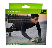 UFE Urban Fitness UFE Ab Roller - Green/Black