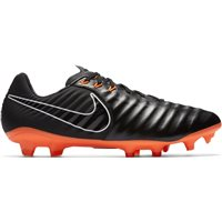 Nike Legend 7 Pro FG Boots - Black/Orange/White