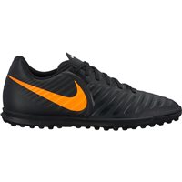 Nike Legend X 7 Club TF Turfs - Black/Orange/White