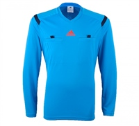 Adidas Referee 14 Long Sleeved Jersey - Blue