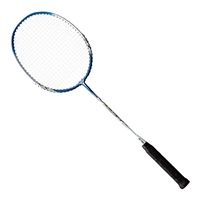 Yonex MP2 Badminton Racket - Silver/Lime