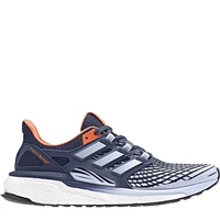 Adidas Energy Boost Running Shoes - Navy/Sky/Orange