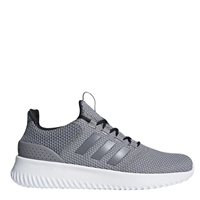 Adidas Mens Cloudfoam Ultimate - Grey/Grey