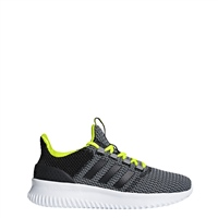 Adidas Kids Cloudfoam Ultimate - Grey/Black/Volt