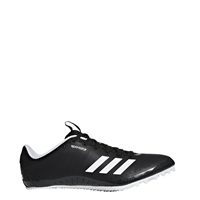 Adidas Womens Sprintstar Running Spikes - Black/White
