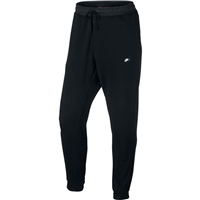 Nike Mens Modern Jogger Pants FT - Black/Black