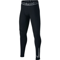 Nike Boys Pro Tights - Black