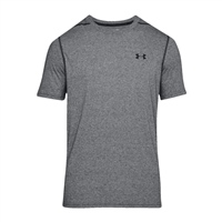 Under Armour Mens UA SIRO Fitted S/S Top - Grey