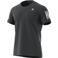 Adidas Mens Response Soft Tee - Grey