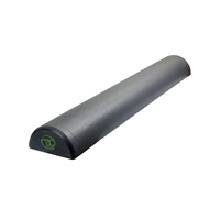 Fitness Mad Half Round Roller 90x15x7.5 - Grey