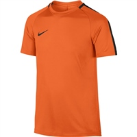 Nike Youths Dry Academy T-Shirt - Orange/Black