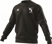 Kilmanahan United FC Core18 Sweat Top - Black/White