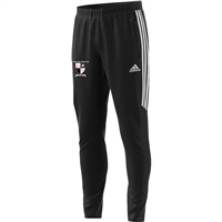 Kilmanahan United FC Tiro17 Training Pant - Youth - Black/White/White
