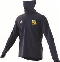 Beagh Hurling Condivo18 Warm Top - Youth - Navy/White