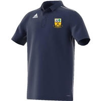 Beagh Hurling Core18 Polo - Youth - Navy/White