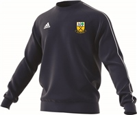 Beagh Hurling Core18 Sweat Top - Youth - Navy/White